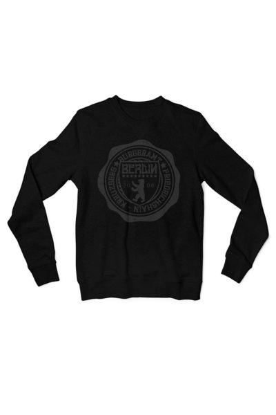 """Sweatshirt """"Bezirksstempel"""""""