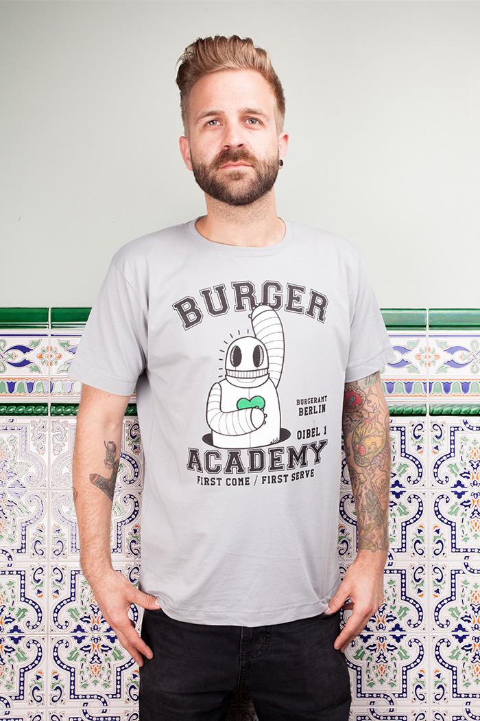 """T-Shirt """"Oibel -Burgeramt"""""""