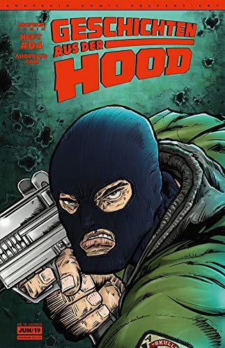 GESCHICHTEN AUS DER HOOD HEFT #04 STANDARD EDT. (Deutsch) Comic