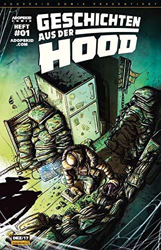 GESCHICHTEN AUS DER HOOD HEFT #01 STANDARD EDT. (Deutsch) Comic