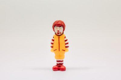Wack Ronalds limitiert